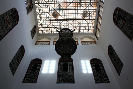 Riad Dar Tafilalet: lobby