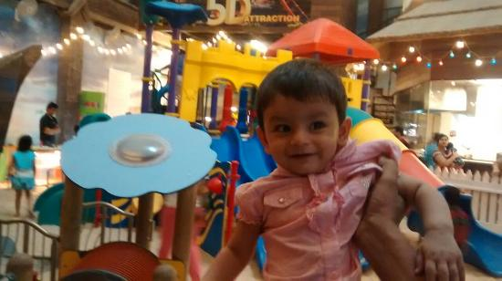 Kids Playing Area Picture Of Kingdom Of Dreams Gurugram Gurgaon