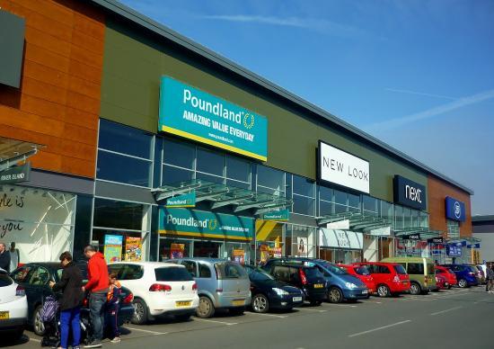 Prestatyn Shopping Park