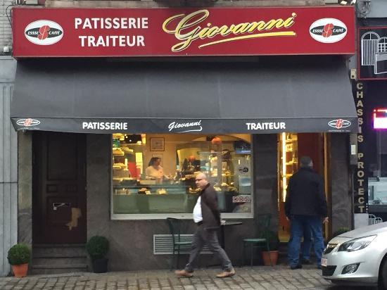 Pasticceria Giovanni, Bruxelles , Restaurant Avis, Numéro de Téléphone \u0026  Photos , TripAdvisor