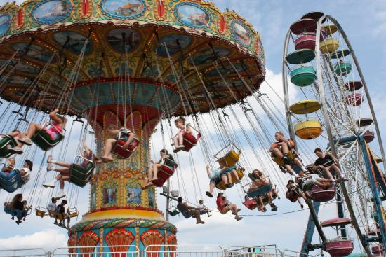Butler, PA: Family-friendly fairs and festivals take place year-round.