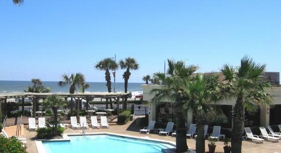 Holiday Inn Resort Galveston On The Beach Хорошее настроение обеспечено