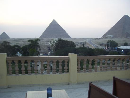 Great pyramid inn