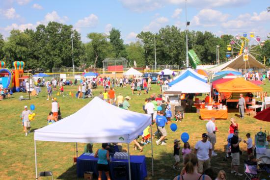 Attend Cranberry Township Community Days!