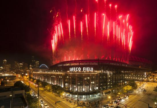 Photo of Tourist Attraction Safeco Field at 1250 1st Ave S, Seattle, WA 98134, United States