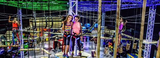 Our Ropes Course Adventure Is Fun For All Ages Picture