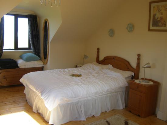 Castlegregory, Irlanda: une des chambres