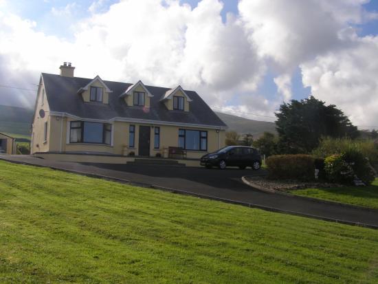 Castlegregory, Irlanda: vue de la propriété