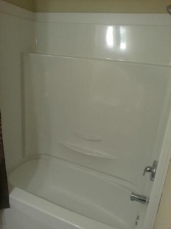 Stafford, KS: Upgraded Shower