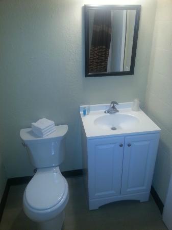 Stafford, KS: Upgraded Bathroom