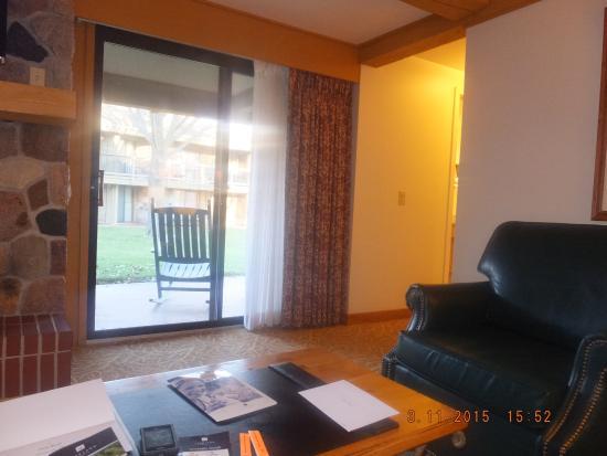 Delavan, Ουισκόνσιν: Room view
