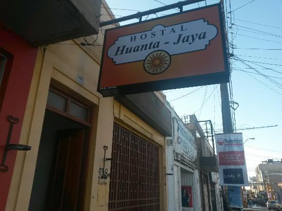 Hostal Huanta-Jaya