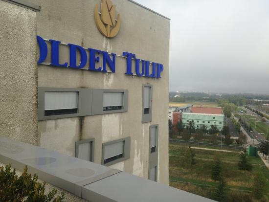 Vue picture of golden tulip lyon eurexpo saint priest for Salon lyon eurexpo