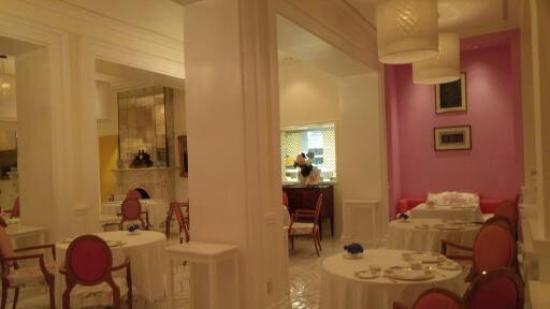 Ristorante Don Alfonso 1890: Dining Room