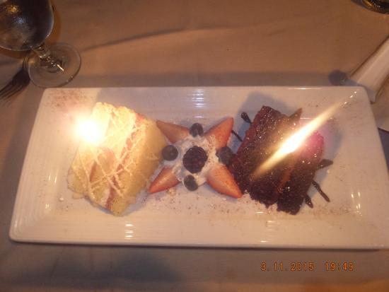 Delavan, Ουισκόνσιν: Birthday desert