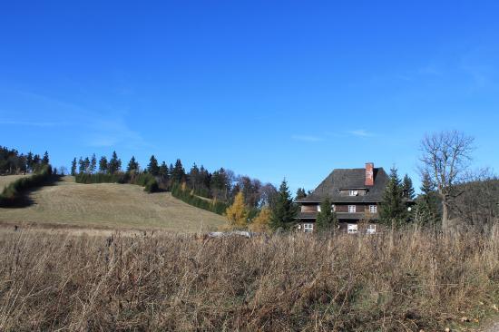 Walbrzych Sudetes Mountains Landscape Park
