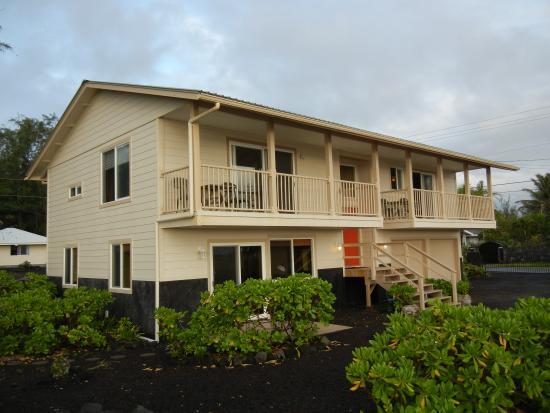 Keaau, Hawái: Outside of the house