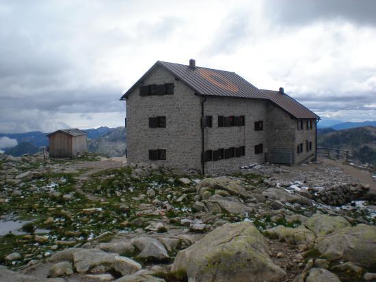Valsugana - Lagorai, Italy: Rifugio Cima d'Asta