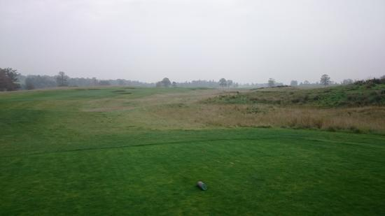 Carton House Golf Club: Par 4 2nd