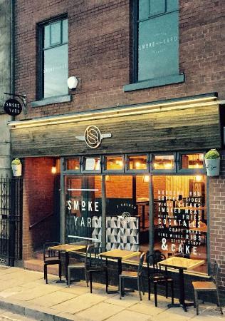 Best Pub Food In Oldham