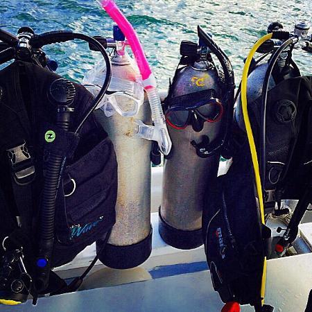 Simpson Bay, St. Maarten-St. Martin: Dive Safaris