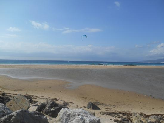 Convento Tarifa: 10 min walk to the beach