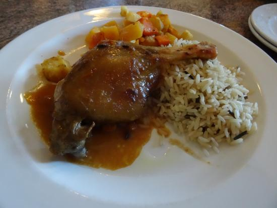 Knowlton, Canada : Duck Confit