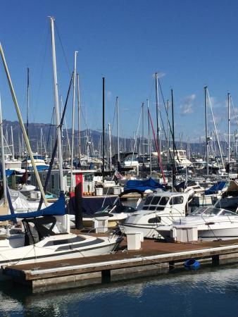 Santa Barbara Maritime Museum: Музей находится в гавани