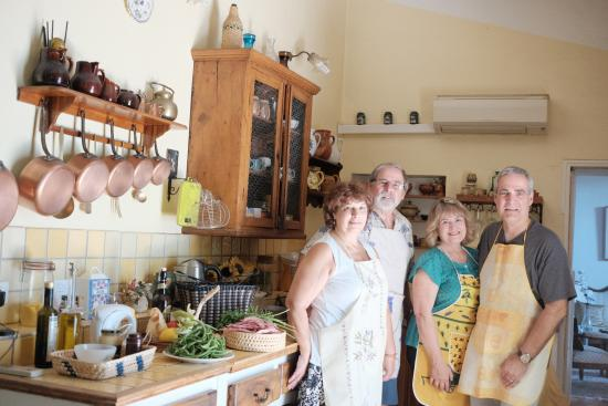 Cooking and Art de Vivre in Provence