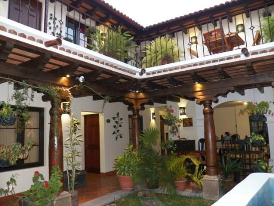 Hotel EuroMaya Suites: Vista Interior Hotel