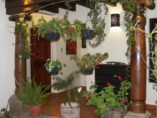 Hotel EuroMaya Suites: Detalle Interior Hotel