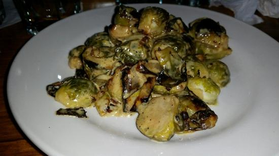 Mas Tapas: Brussels sprouts