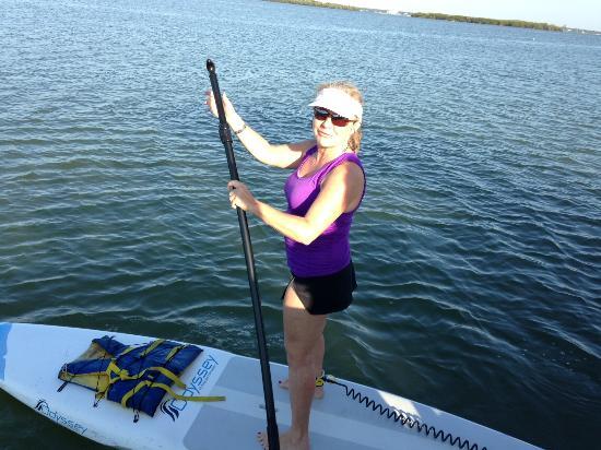 Tampa Bay SUP Stand Up Paddleboarding & Kayaking: Here we go