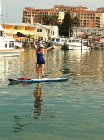 Tampa Bay SUP Stand Up Paddleboarding & Kayaking: Joy on the water