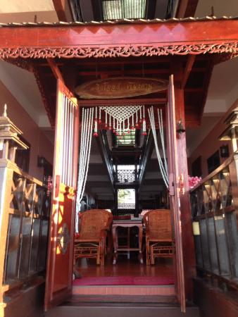 The Old Chiangkhan Boutique Hotel : พื้นที่นั่งเล่น