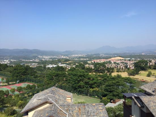 Fogang County, Cina: A room with a view