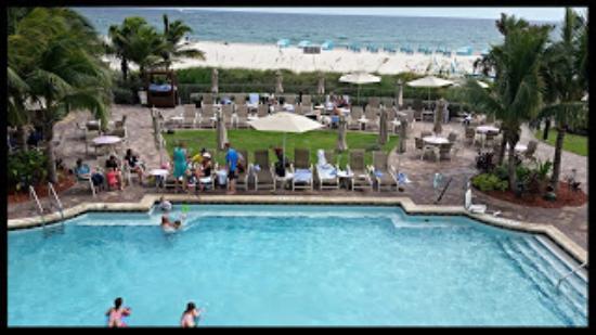 Fort Lauderdale Marriott Pompano Beach Resort Spa Pool
