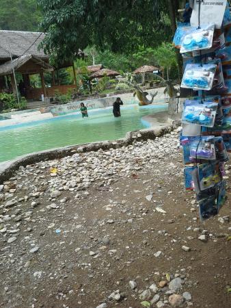 Aceh, Indonésia: Kolam pemandian