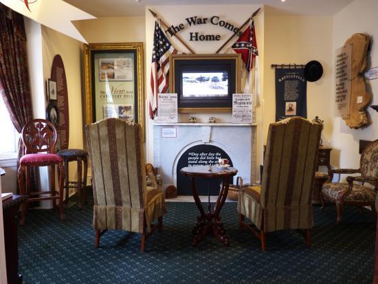 Rupp House : Main Room
