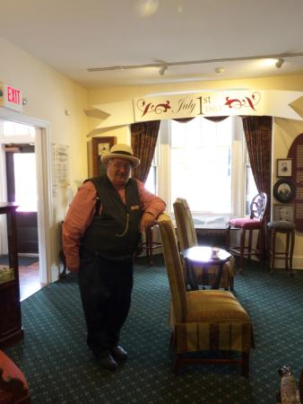 Rupp House : Another Docent