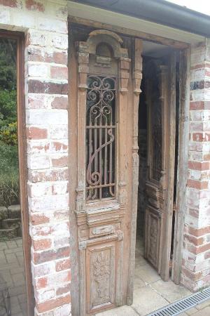 Harvest: Love that door!