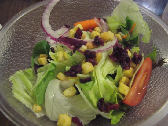 Tulelake, Califórnia: House Salad