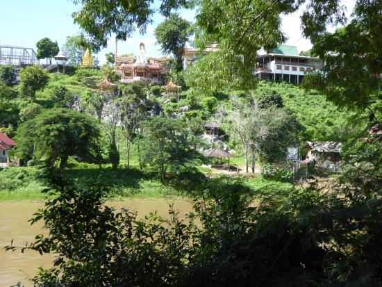 Thaton Garden Riverside : View from room