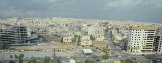 Marriott Amman Hotel: great view