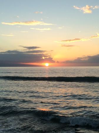 Kulakane: Sunset view