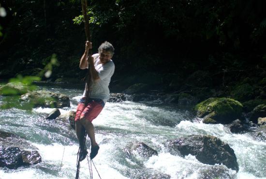 Κόλπος Drake, Κόστα Ρίκα: adrenalina