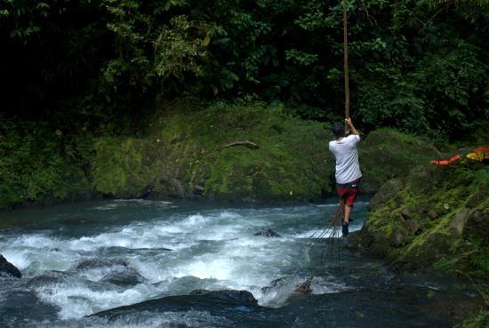 Κόλπος Drake, Κόστα Ρίκα: Ven a disfrutar con adrenalina