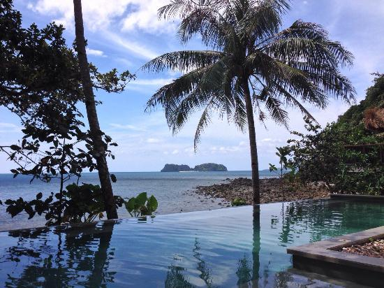 El Nido Resorts Pangulasian Island Kalaw Villa Pool View