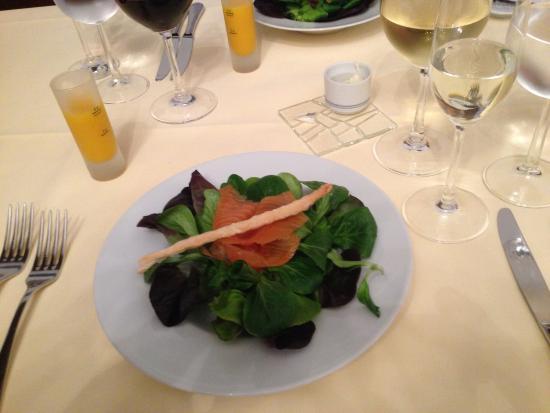 Schäfli : Salad