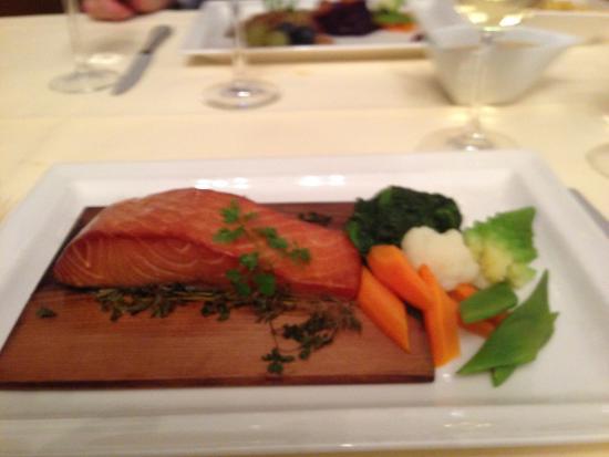 Schäfli : Smoked Salmon